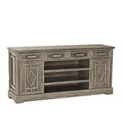 Rustic TV Cabinet #2592
