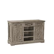 Rustic TV Cabinet #2594