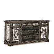Rustic TV Cabinet #2598