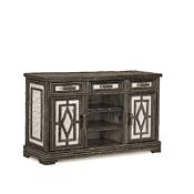 Rustic TV Cabinet #2600