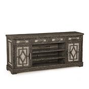 Rustic TV Cabinet #2604