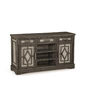 Rustic TV Cabinet #2606