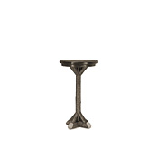 Rustic Bar Table with Pine Top #3050