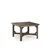 Rustic Dining Table with Pine Top #3056