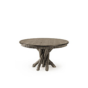 Rustic Dining Table with Pine Top #3090
