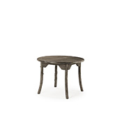 Rustic Dining Table with Pine Top #3187
