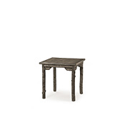 Rustic Dining Table with Pine Top #3189