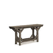 Console Table with Pine Top #3210