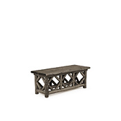 Rustic Coffee Table with Pine Top #3230