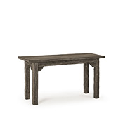 Rustic Console Table with Pine Top #3300