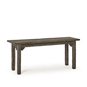 Rustic Console Table with Pine Top #3304
