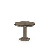 Rustic Table with Pine Top #3336