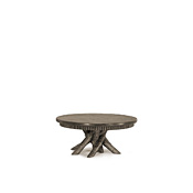 Rustic Coffee Table with Pine Top #3418