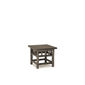 Rustic End Table with Pine Top #3450
