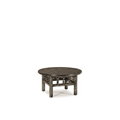 Rustic Coffee Table with Pine Top #3534