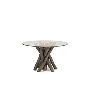 Rustic Dining Table Base Only #3095