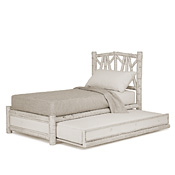 Rustic Trundle Bed Twin/Twin (Opens Right) #4652R