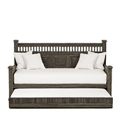 Rustic Trundle Daybed #4676
