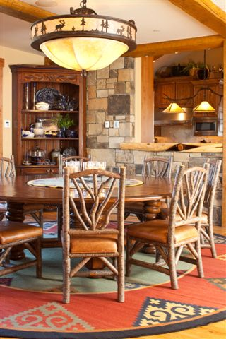 Laurie Waterhouse Interiors, Jackson, WY - Three Creek Ranch (2)