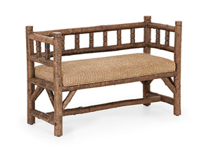 Rustic Bench #1300 by La Lune Collection
