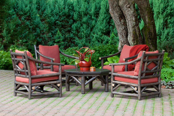 La Lune Collection Chairs #1176 and Table #3260