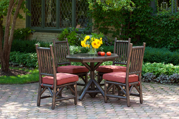 La Lune Collection Chairs #1204 & Custom Table
