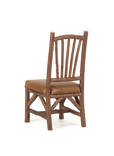Rustic Side Chair #1154 by La Lune Collection