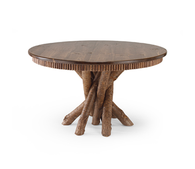 Rustic Dining Table #3089 by La Lune Collection