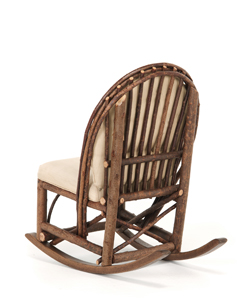 Rustic Rocking Chair #1075 by La Lune Collection