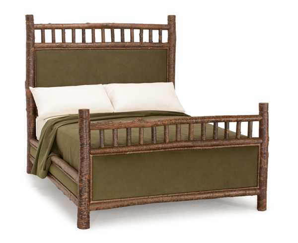 Rustic Bed #4243 by La Lune Collection