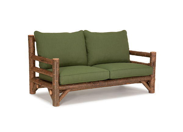 Rustic Love Seat #1244 by La Lune Collection