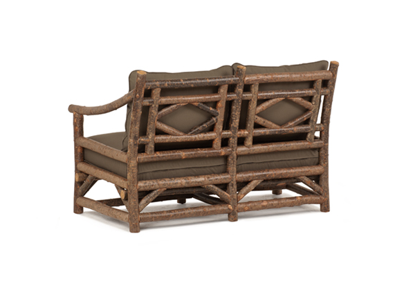 Rustic Loveseat #1177 by La Lune Collection small