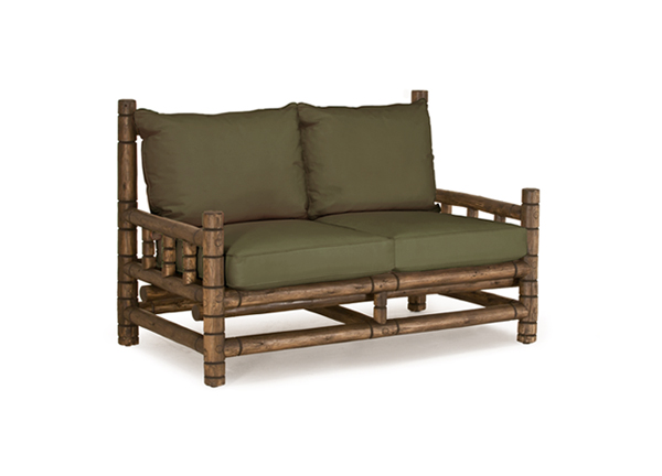 Rustic Loveseat #1265 by La Lune Collectionl