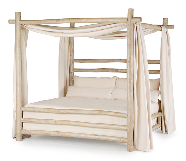 La Lune Collection Canopy Bed #4092