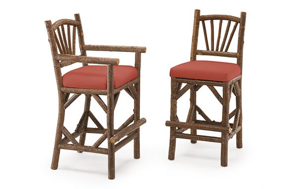 La Lune Collection Barstool #1124, #1122
