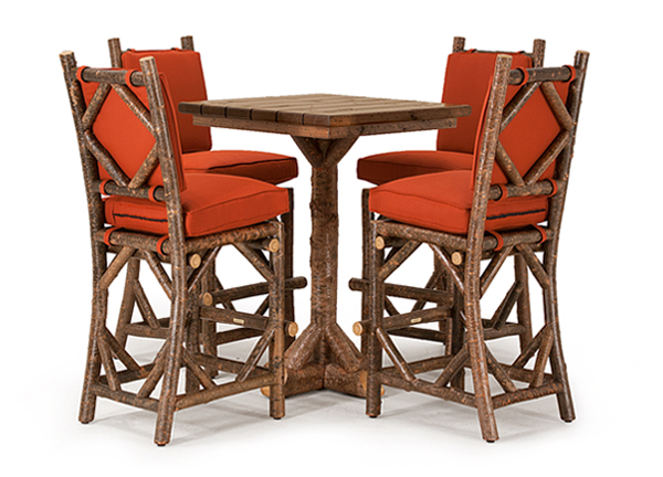 La Lune Collection Barstool #1298, Table #3049