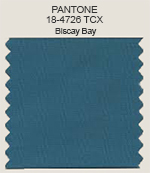 Pantone Biscay Bay