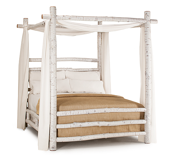 La Lune Collection Canopy Bed # 4090