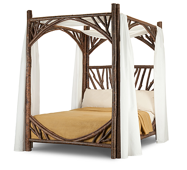 La Lune Collection Canopy Bed #4280