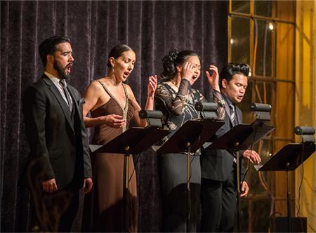 Florentine Pasta & Puccini | Opera Singers