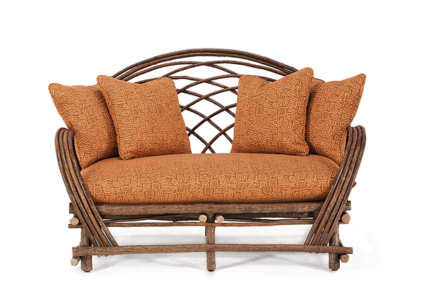 La Lune Collection Loveseat #1014