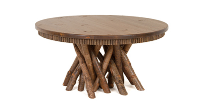 La Lune Collection Custom Dining Table # 3091