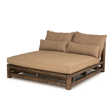 La Lune Collection Custom Double Chaise Lounge